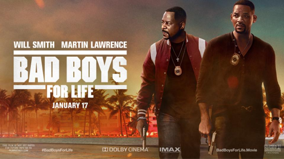 BITMOTION Reviews - Bad Boys for Life - Poster