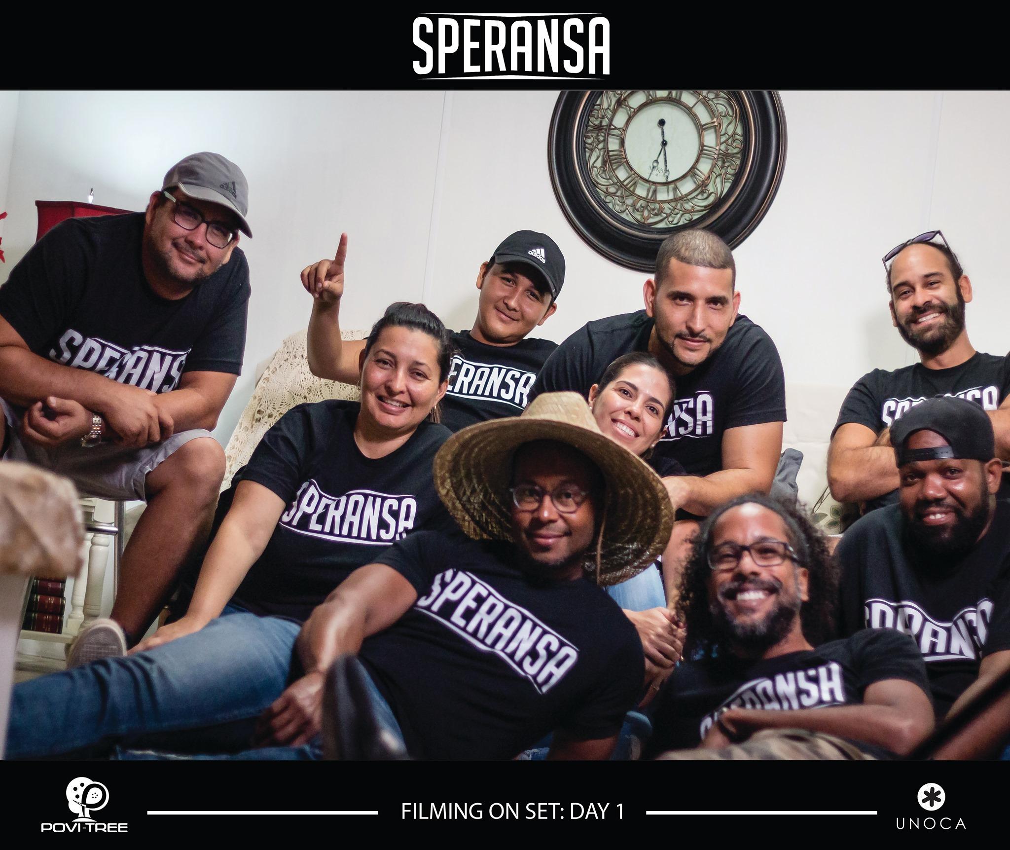Sperenza - Day 01 - 01